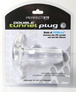 Tunnel Plug Double Large