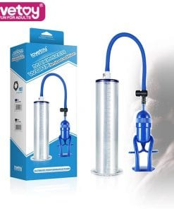 Maximizer Worx Limited Edition Pump Blue