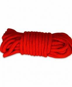 Fetish Bondage Rope Red