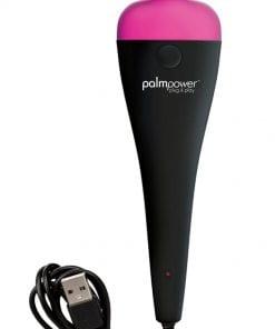 PalmPower Massage Wand Plug and Play USB
