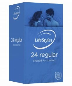 LifeStyles Regular Condoms 24