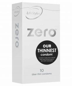 LifeStyles Zero 10