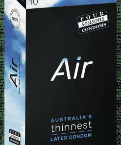 Condom Ultra Thin AIR 10PK 52mm