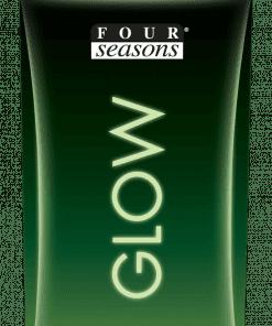 Condom 8pk Glow N Dark 54mm